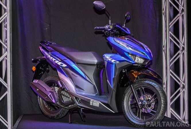Honda Vario 150 ban tai Malaysia gia tu 40 trieu dong hinh anh 1
