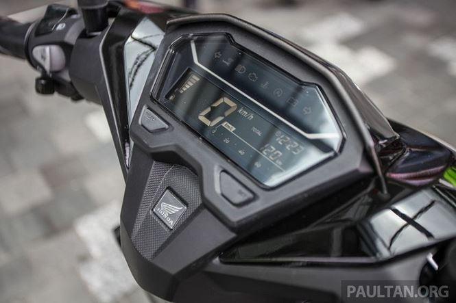 Honda Vario 150 ban tai Malaysia gia tu 40 trieu dong hinh anh 3
