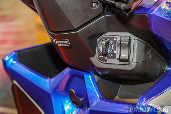 Honda Vario 150 ban tai Malaysia gia tu 40 trieu dong hinh anh 4