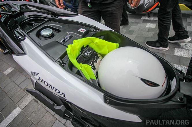 Honda Vario 150 ban tai Malaysia gia tu 40 trieu dong hinh anh 5