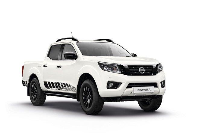 Nissan ra mat phien ban dac biet Navara N-Guard tai Anh hinh anh 1