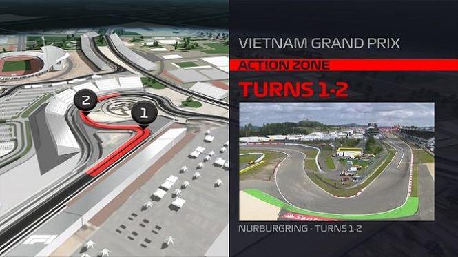 Duong dua F1 tai Viet Nam duoc xay dung the nao? hinh anh 2