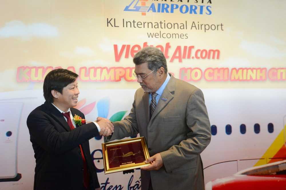 Vietjet khai truong duong bay TP.HCM – Kuala Lumpur hinh anh 4