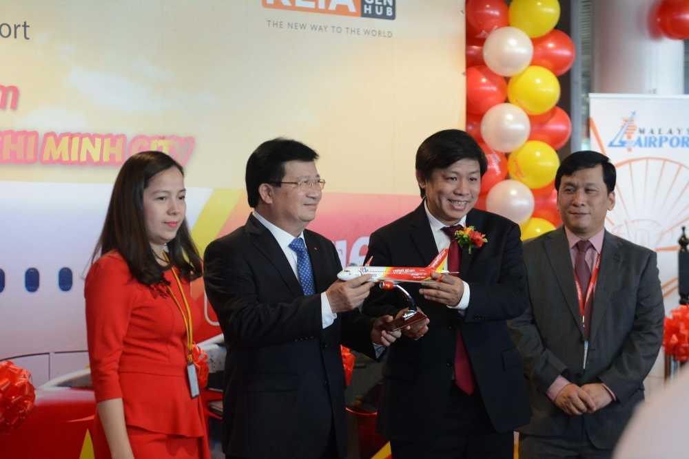 Vietjet khai truong duong bay TP.HCM – Kuala Lumpur hinh anh 8