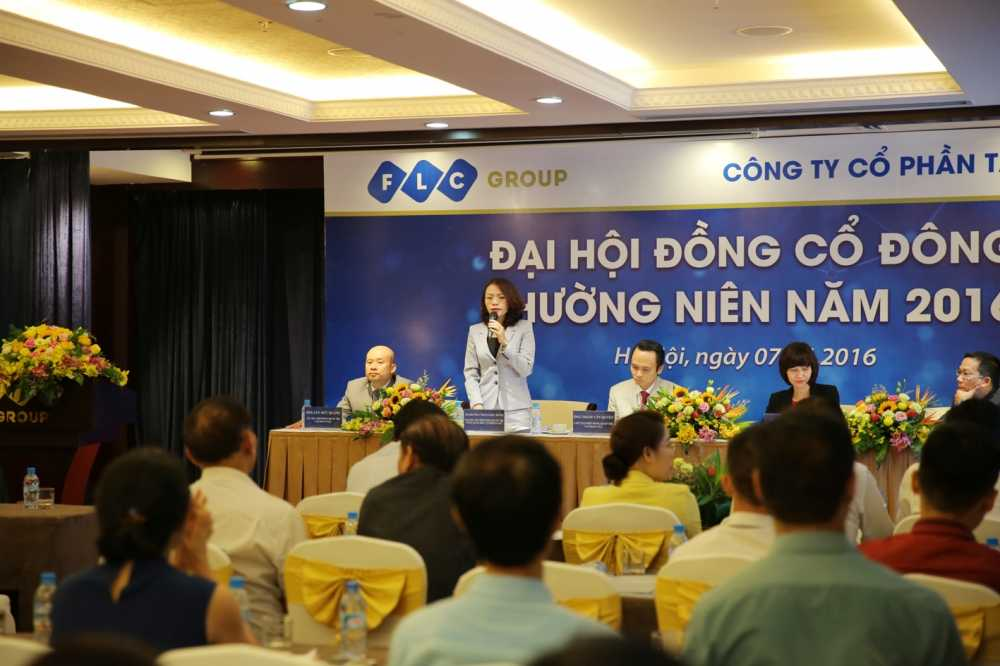 FLC Group uoc dat 500 ty dong loi nhuan quy II/2016 hinh anh 6