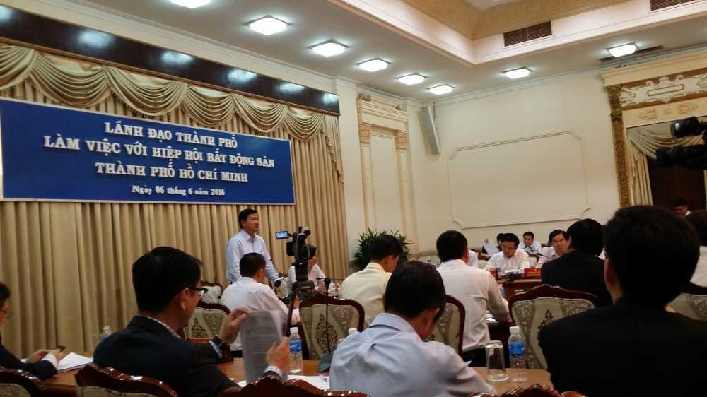 TNR Holdings Viet Nam tham gia buoi lam viec voi Lanh dao TP HCM hinh anh 2