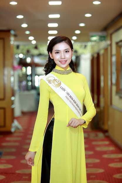 Cac nguoi dep rang ro tai casting Hoa hau Ban sac Viet toan cau Ha Long, Hai Phong hinh anh 7
