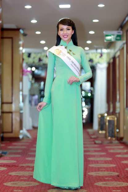 Cac nguoi dep rang ro tai casting Hoa hau Ban sac Viet toan cau Ha Long, Hai Phong hinh anh 8
