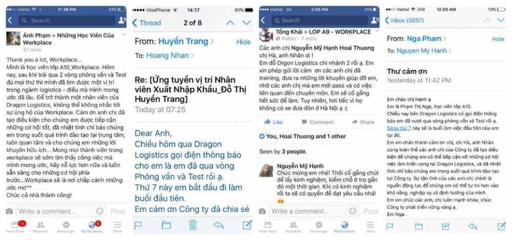 Workplace Viet Nam - Noi tao da chinh phuc nghe xuat nhap khau va giao nhan van tai hinh anh 2