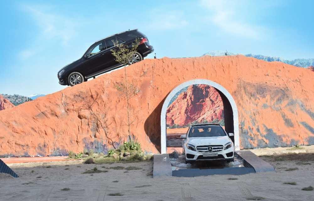GLS – Ngoi sao tai trien lam Mercedes-Benz Fascination 2016 hinh anh 1