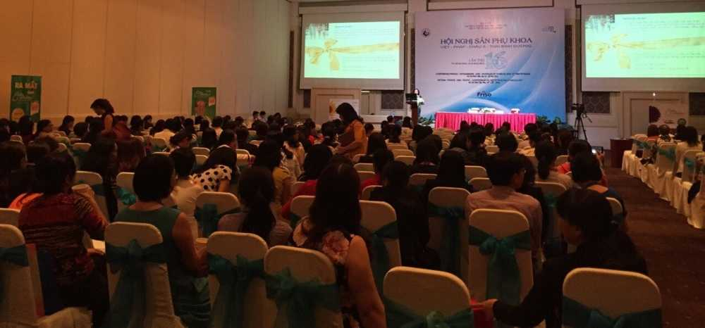 Hoi nghi san phu khoa Viet - Phap - Chau A - Thai Binh Duong lan thu 16 hinh anh 1