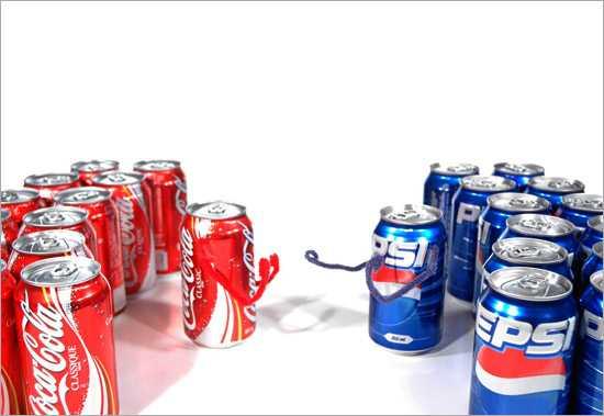 Chien luoc sinh ton ky quac cua Coca, Pepsi va Viettel hinh anh 1