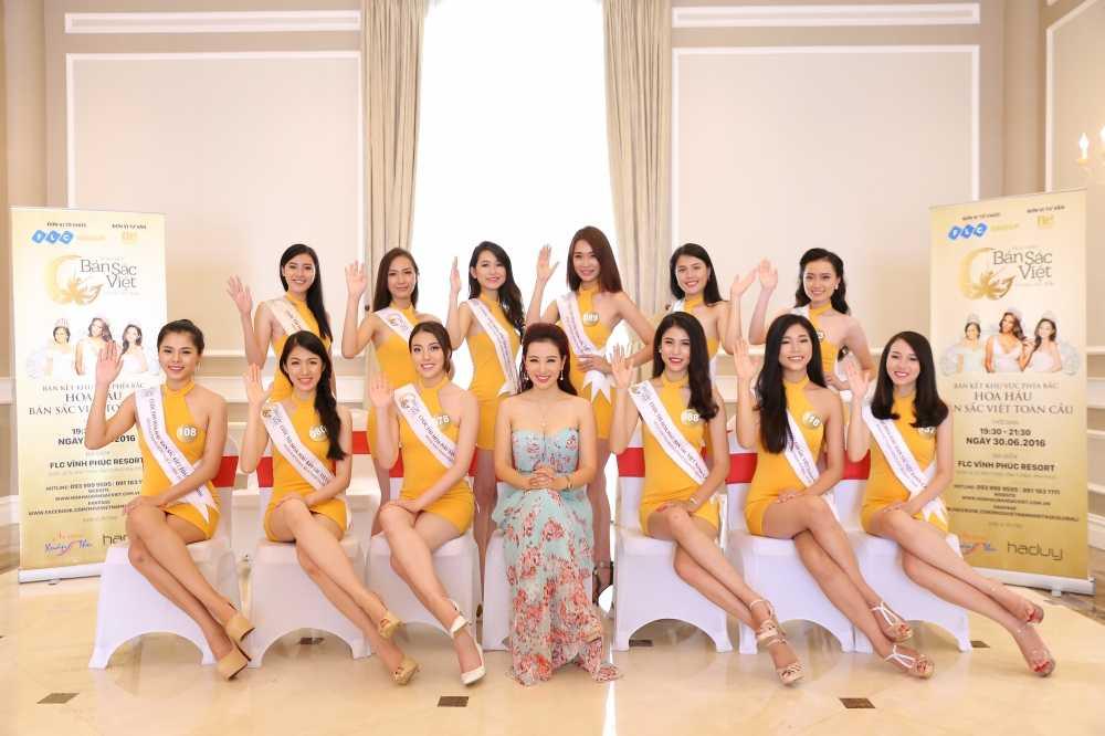 Ban sao Diep Lam Anh: 'Toi tu tin lot top 5 Hoa hau Ban sac Viet toan cau' hinh anh 4