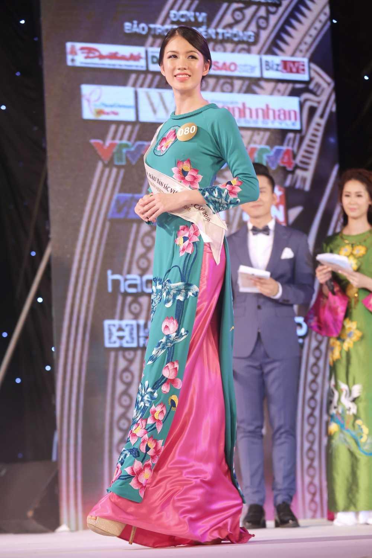 Ban sao Diep Lam Anh: 'Toi tu tin lot top 5 Hoa hau Ban sac Viet toan cau' hinh anh 8