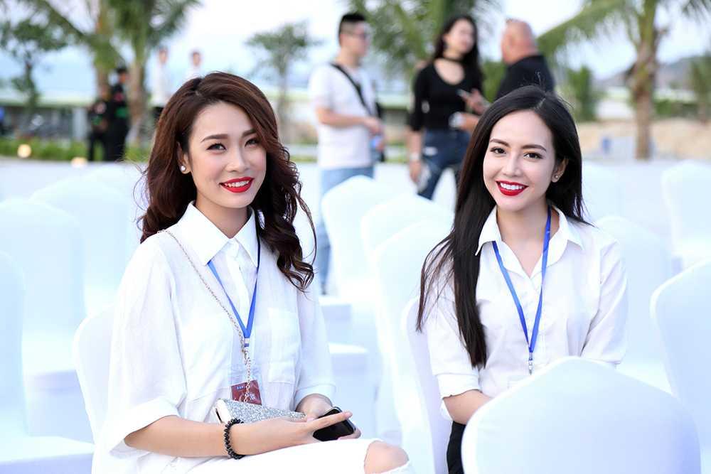 Nguoi dep co chieu cao 'khung nhat Vinh Bac Bo' tai Hoa hau Ban sac Viet hinh anh 6