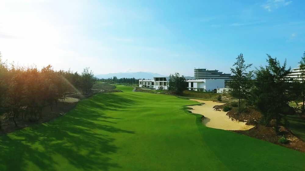 Giai golf lon nhat Viet Nam sap khoi tranh tai FLC Quy Nhon hinh anh 2