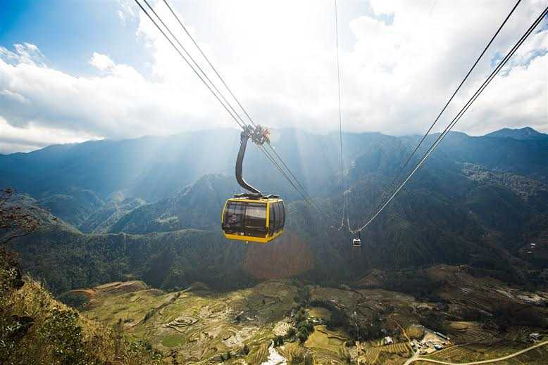 Fansipan Legend ky ket thoa thuan hop tac cung Schilthorn Cableway (Thuy Sy) hinh anh 3