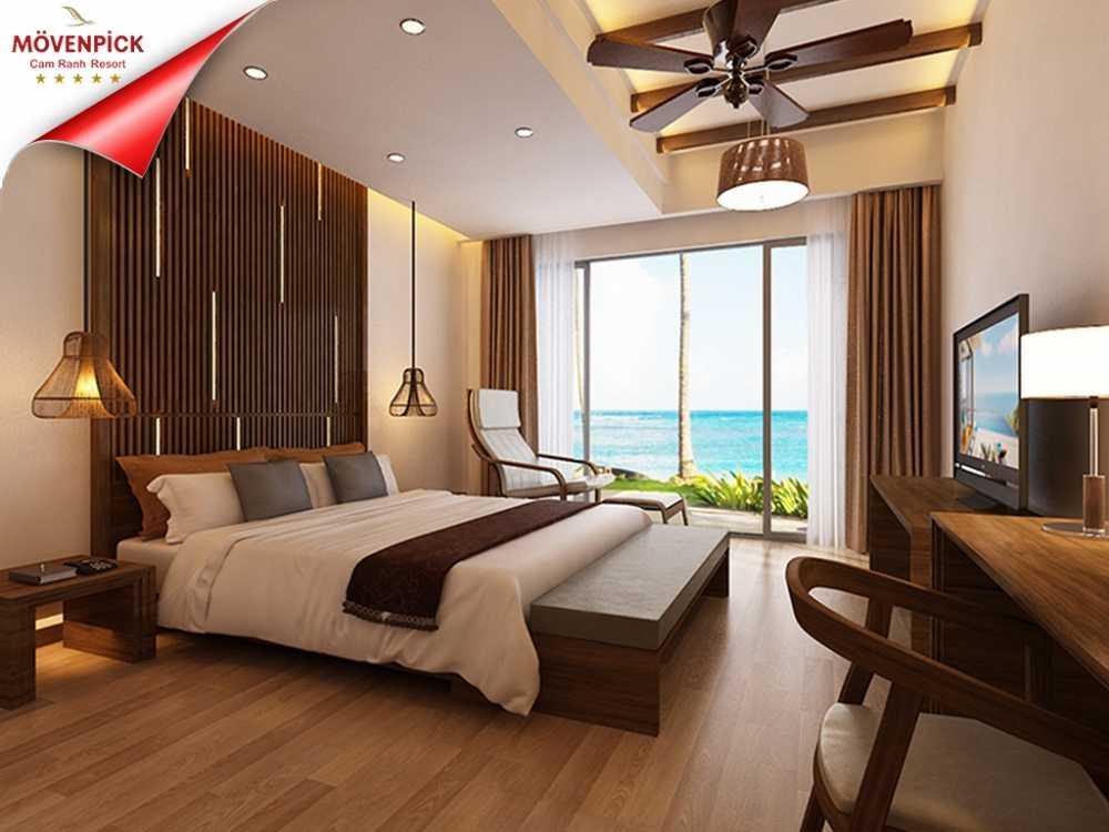 Bat dong san nghi duong Mövenpick Cam Ranh Resort se duoc mo ban tai Ha Noi vao ngay 11/9 hinh anh 2