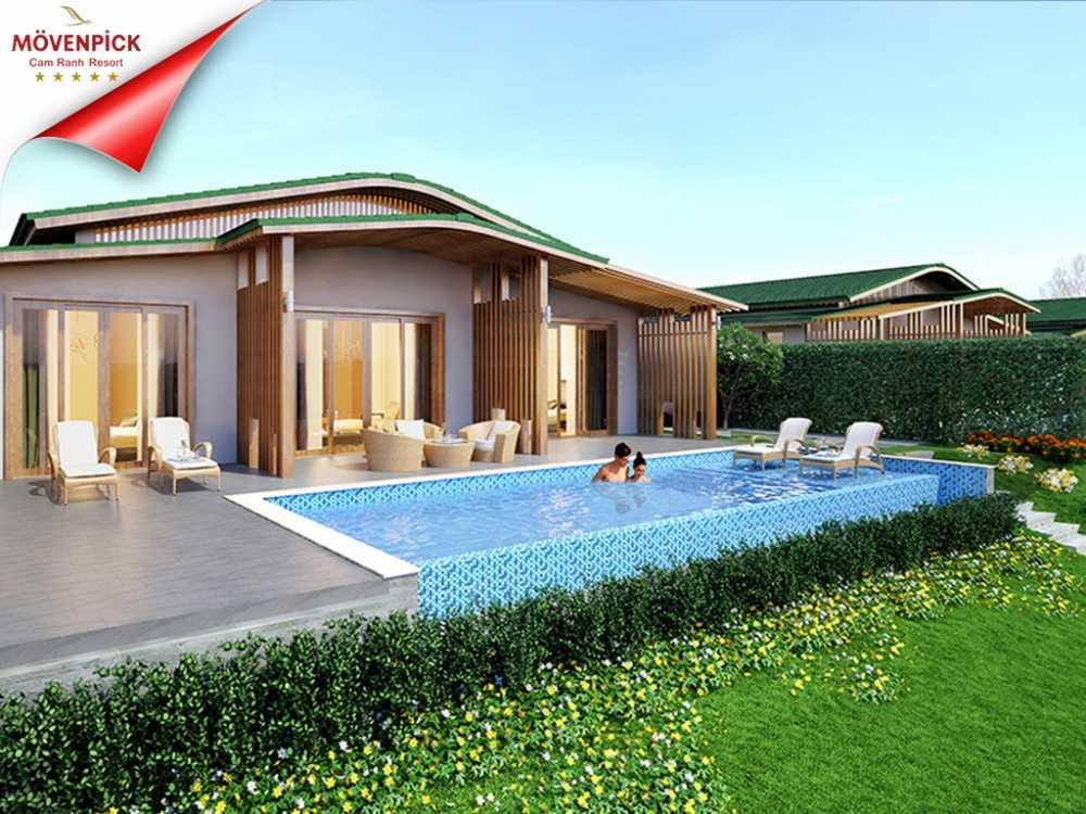 Bat dong san nghi duong Mövenpick Cam Ranh Resort se duoc mo ban tai Ha Noi vao ngay 11/9 hinh anh 3