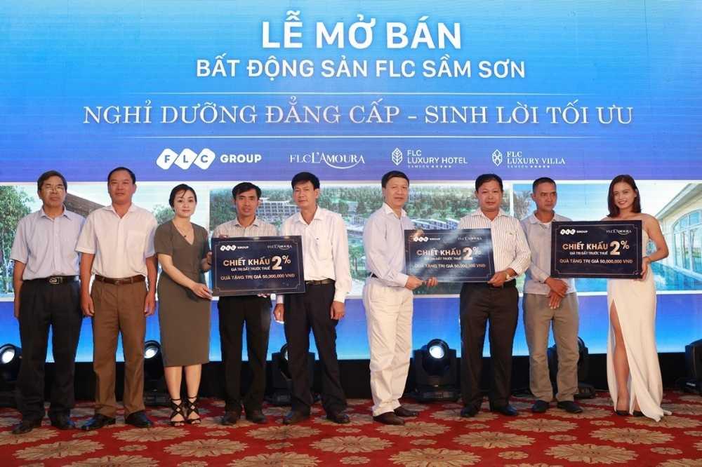 FLC Sam Son tao 'song lon' trong le mo ban tai Ninh Binh hinh anh 4