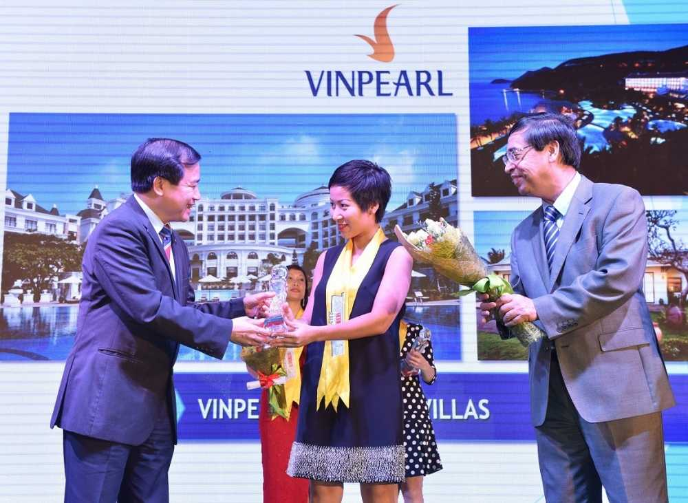 Vinpearl dat Top 10 danh gia The Guide Awards 2016 hinh anh 1