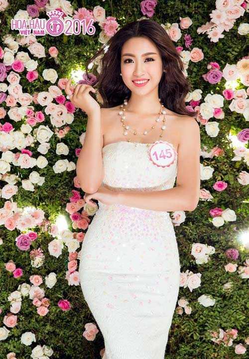 Bi quyet duong da cuc chat cua Hoa hau Do My Linh hinh anh 3