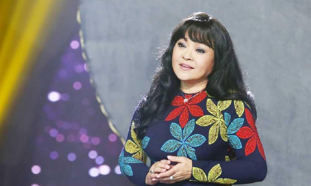 Danh ca Ngoc Son, Huong Lan hoi ngo tai 'Sa mac tinh yeu' hinh anh 1