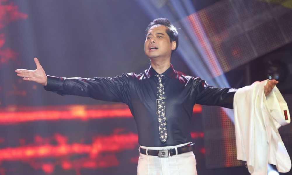 Danh ca Ngoc Son, Huong Lan hoi ngo tai 'Sa mac tinh yeu' hinh anh 2