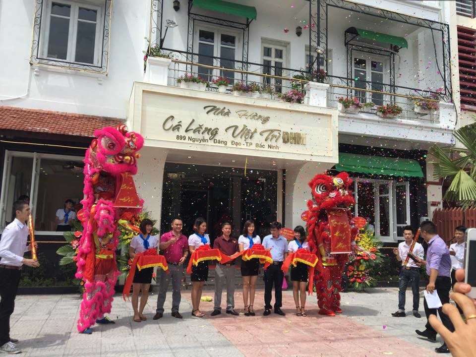 Ca Lang Viet Tri DHM – Thuong Hieu cua Chat luong hinh anh 1