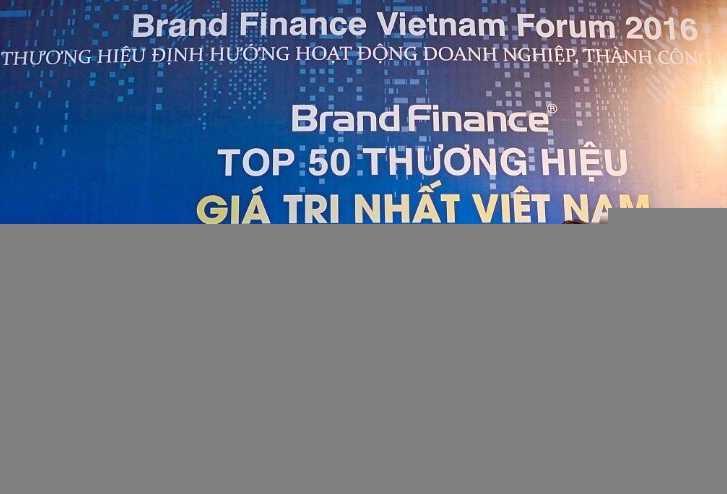 Vingroup so huu 5 danh hieu Thuong hieu Gia tri nhat Viet Nam hinh anh 1