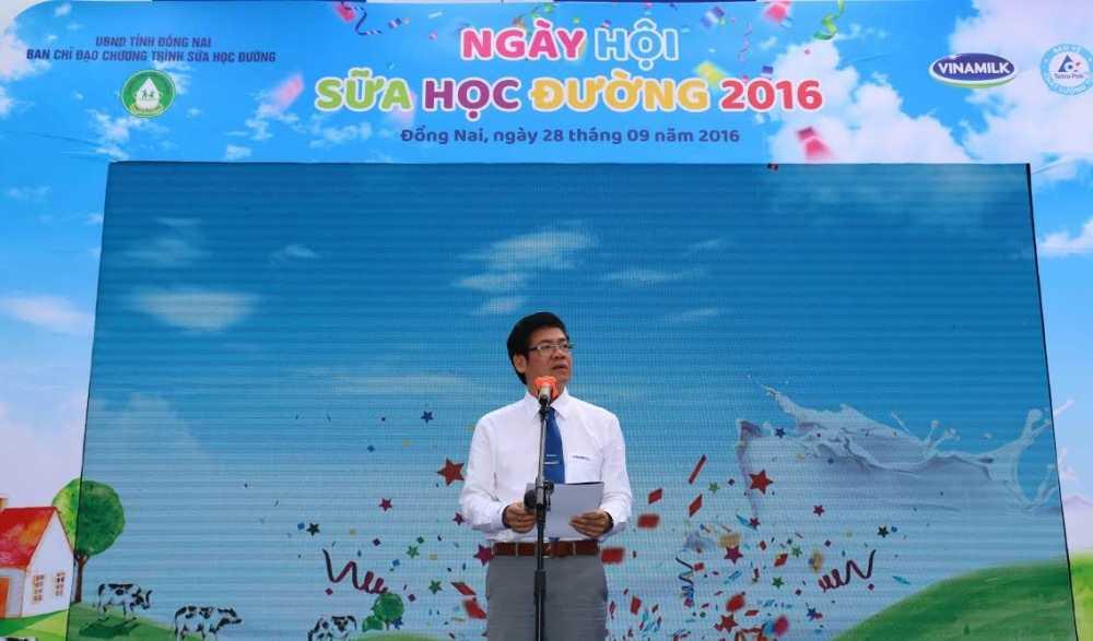 Vinamilk va Tetra Pak chinh thuc khoi dong chuong trinh sua hoc duong nam hoc 2016 - 2017 hinh anh 4