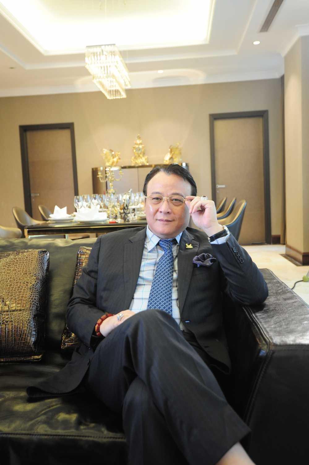 Tan Hoang Minh voi chien luoc kinh doanh moi hinh anh 1