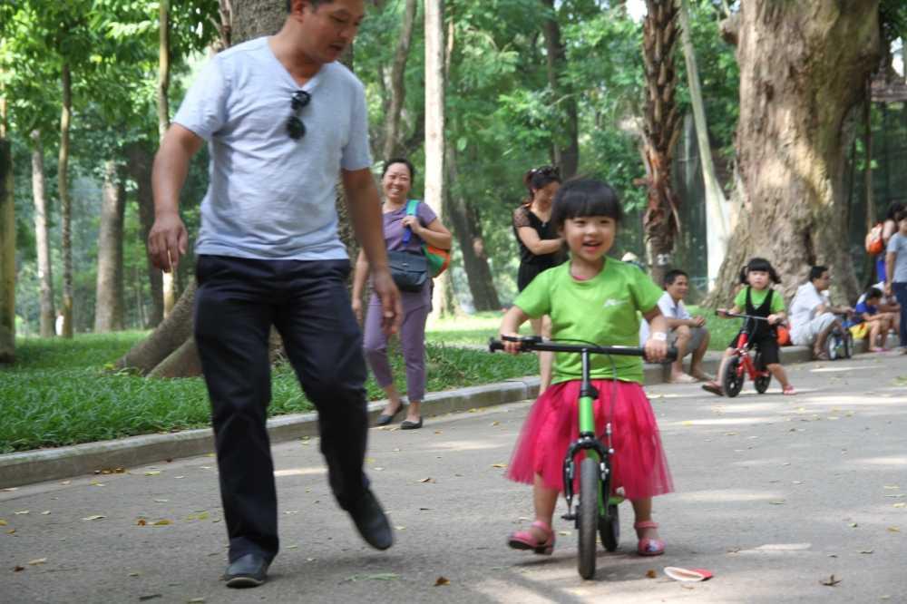 Cac cua ro nhi cung nhau tranh tai tai Amada Bikes Launching hinh anh 5