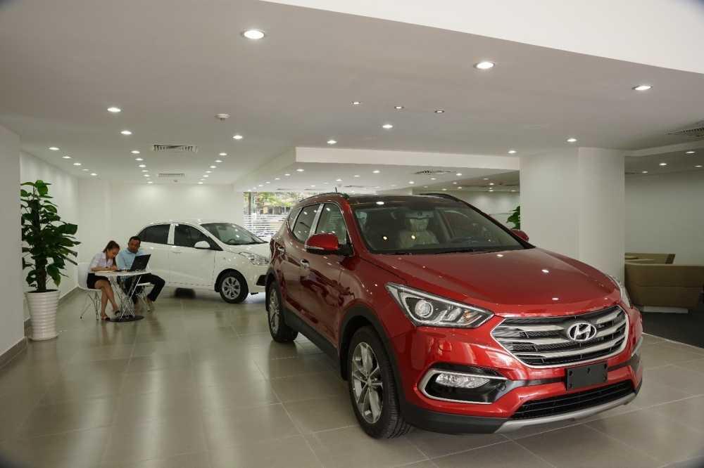 Khai truong Showroom 1S Hyundai Truong Chinh hinh anh 2