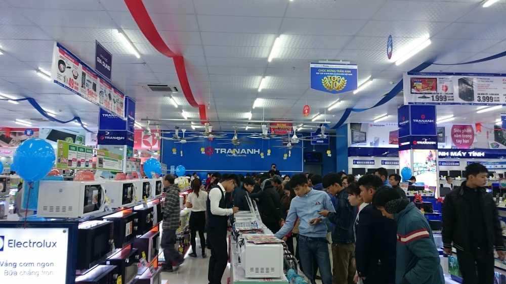 Tran Anh phoi hop Samsung hoan tien 100% doi voi khach hang mua Galaxy Note 7 hinh anh 1