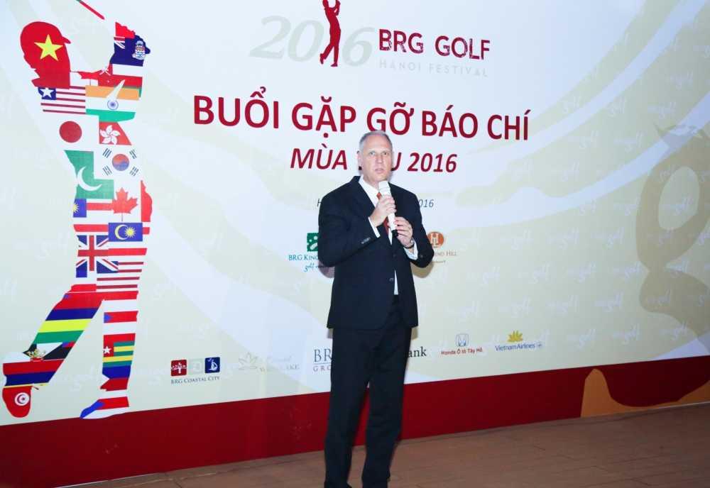 BRG Golf to chuc ngay hoi golf dac biet chua tung co hinh anh 2