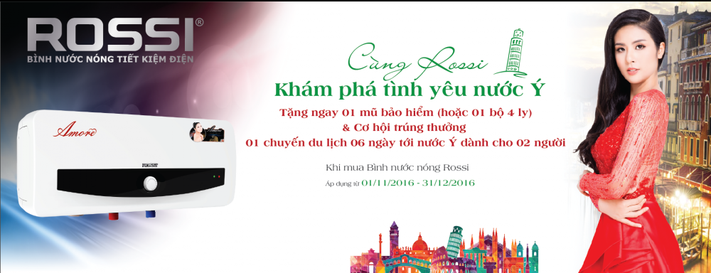 'Cung Rossi kham pha tinh yeu nuoc Y' hinh anh 1