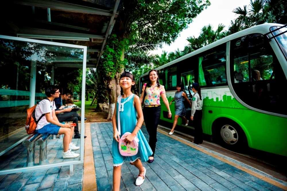Aqua Bay Ecopark hut khach xep hang thau dem mua nha hinh anh 6