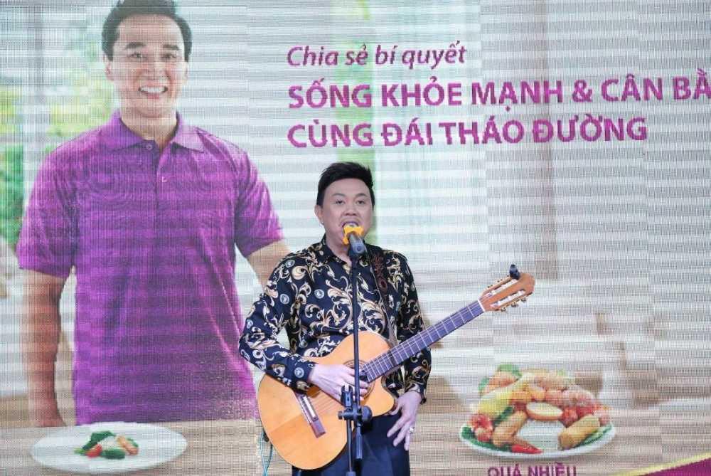 Dien vien Chi Tai: 'Chung song voi tieu duong, quan trong nhat la song lanh manh va lac quan' hinh anh 1