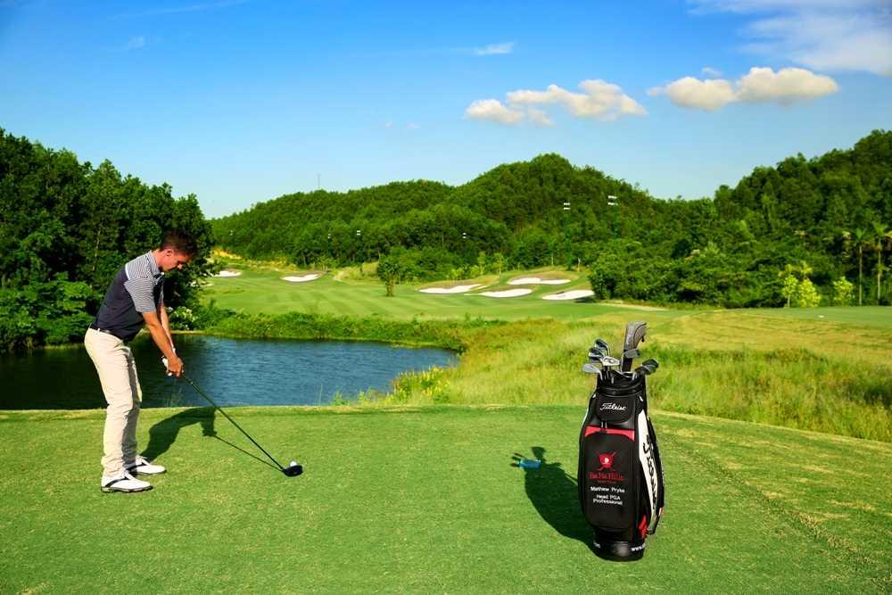 Giai thuong 'San Golf moi tot nhat The gioi' xuong danh Ba Na Hills Golf Club hinh anh 3