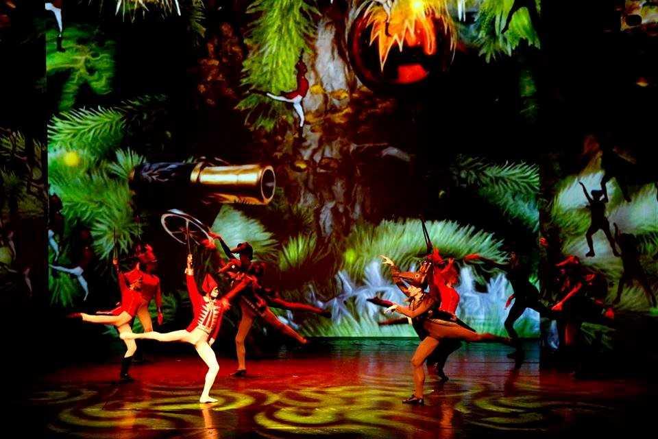 Ballet 'Ho thien nga' va 'Kep hat de': Hai tuyet pham cua Tchaikovsky den Viet Nam hinh anh 3