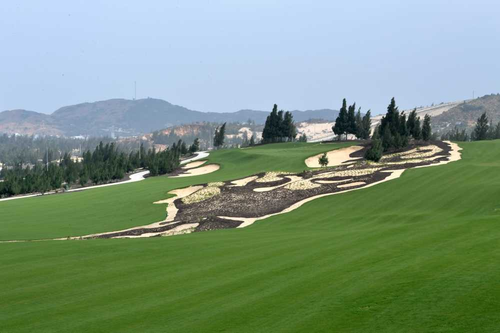 Giai FLC Golf Championship 2017: Trai nghiem dac biet tren san golf dep nhat chau A hinh anh 2