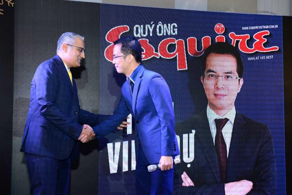 TS Tran Vinh Du: 'Kien thuc kinh te la nen tang de sai buoc thanh cong' hinh anh 3