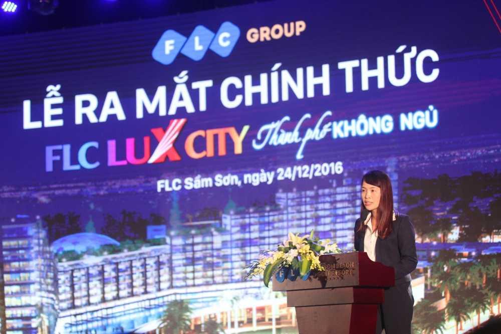 'FLC Lux City se giup Sam Son thanh thanh pho dang song' hinh anh 2