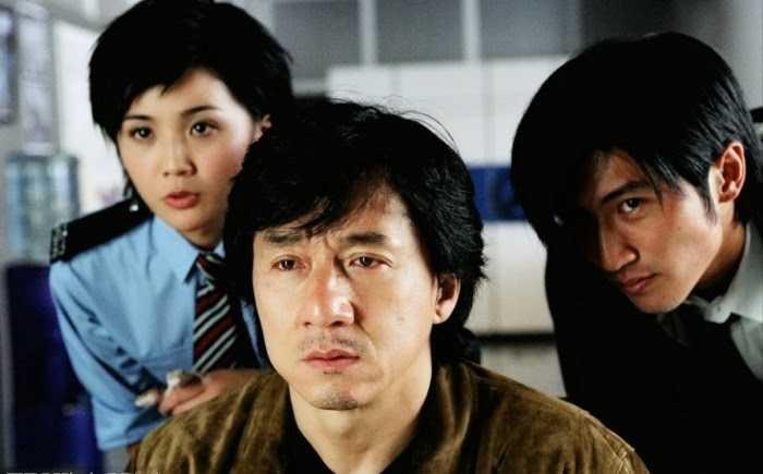 'Sieu sao' Thanh Long yeu duoi, nat ruou trong 'Tan cau chuyen canh sat' hinh anh 3