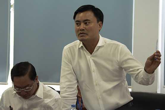Bi thu TP.HCM Dinh La Thang: 'Ho tro nong dan phat trien dan bo sua cao san' hinh anh 4