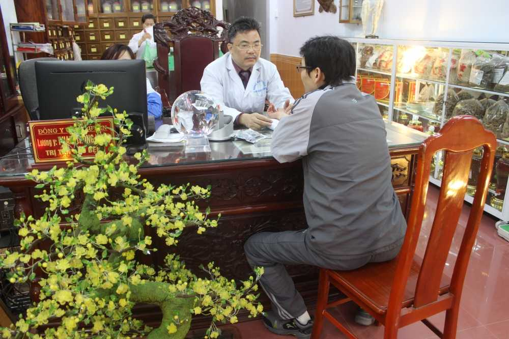 Benh da day ta trang va bai thuoc dac tri cua dong ho Pham Trong hinh anh 2