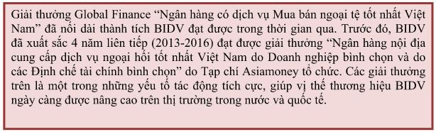 BIDV – Ngan hang co dich vu Mua ban ngoai te tot nhat Viet Nam hinh anh 3