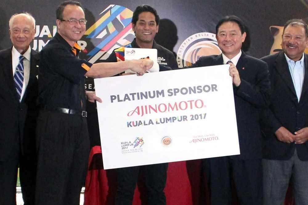 Tap doan Ajinomoto tai tro Bach kim cho SEA Games 29 va ASEAN Para Games 9 hinh anh 4