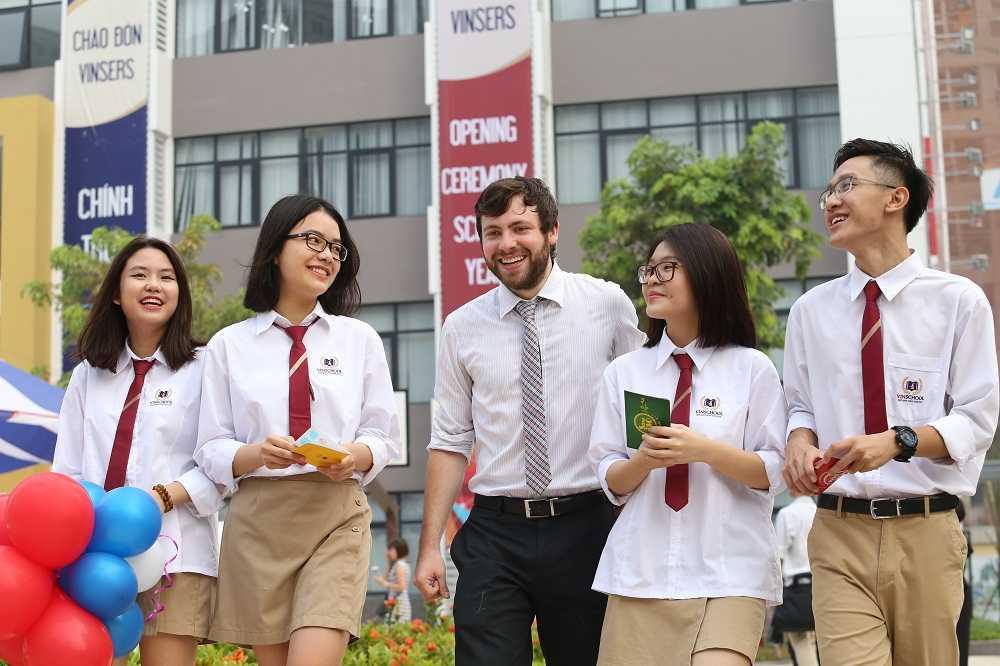 Vinschool trien khai chuong trinh Song ngu quoc te Cambridge hinh anh 1